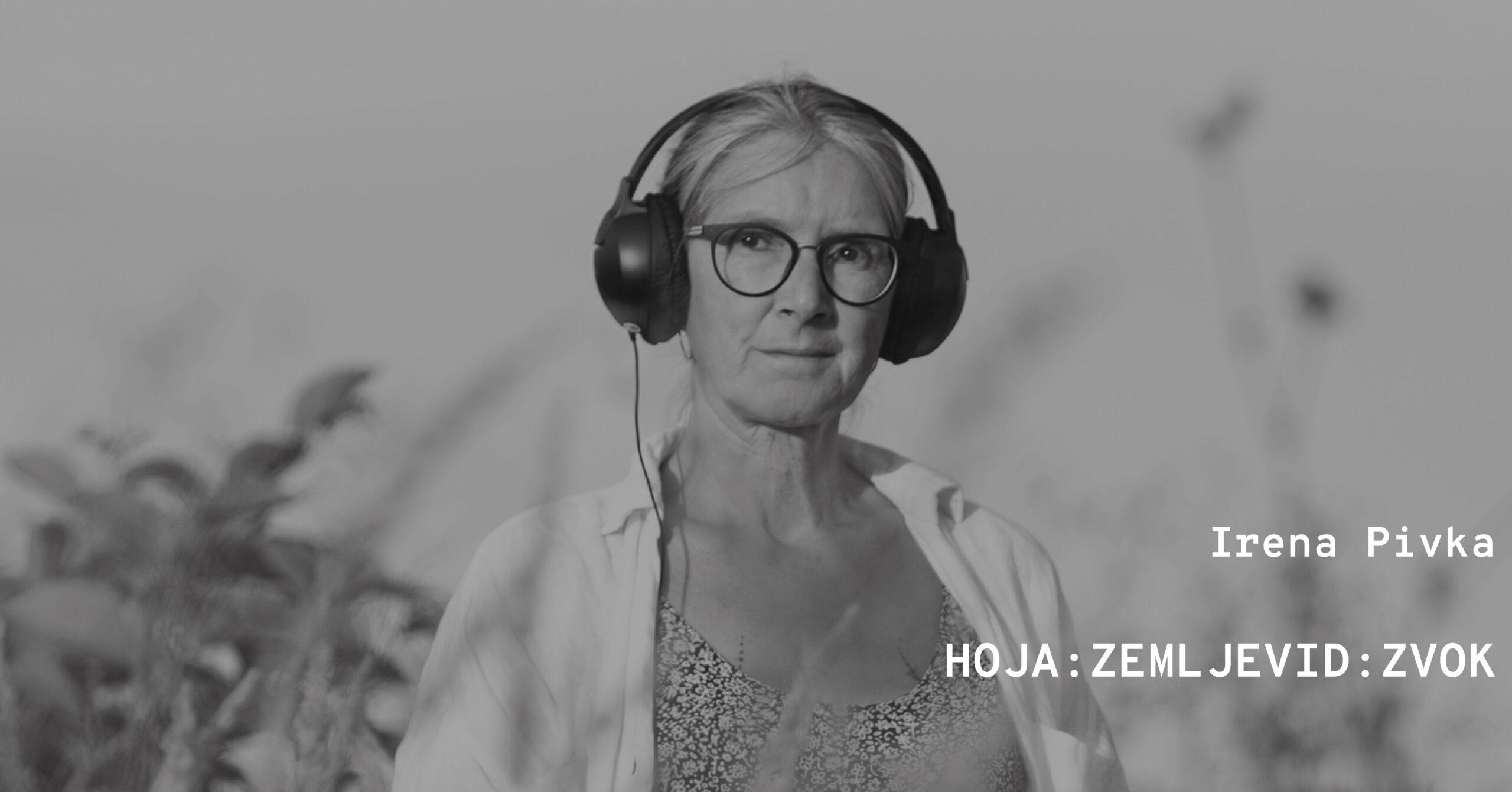 Topografije zvoka Irena Pivka